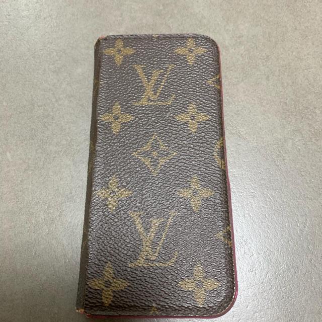 LOUIS VUITTON - VUITTONのiPhoneケースの通販