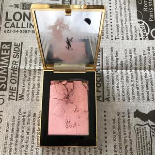 イヴサンローランボーテ(Yves Saint Laurent Beaute)のフェイスパレット モン パリ クチュール1(フェイスパウダー)