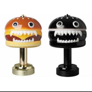 UNDERCOVER - 2色セットハンバーガーランプ UNDERCOVER HAMBURGER LAMP