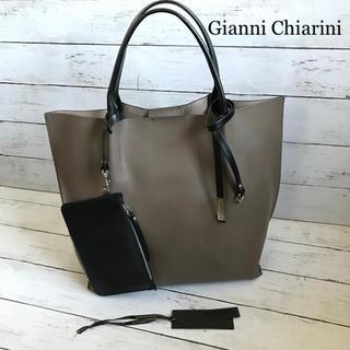 TOMORROWLAND - 1回使用⭐️Gianni Chiarini ジャンニキャリーニ トートバッグ