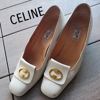 celine - CELINE パンプス 38 2/1