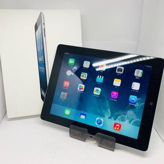 iPad - 182 Apple iPad 第4世代 16GB wi-fiモデル ブラック