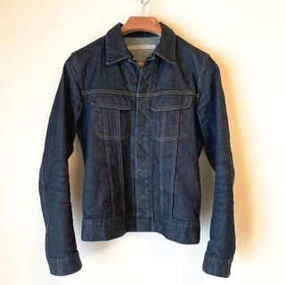 ジョンローレンスサリバン(JOHN LAWRENCE SULLIVAN)のjohn lawrence sullivan 13aw denim jacket(Gジャン/デニムジャケット)