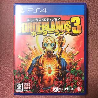 PlayStation4 - ボーダーランズ3 BORDELANDS3 デラックスエディション