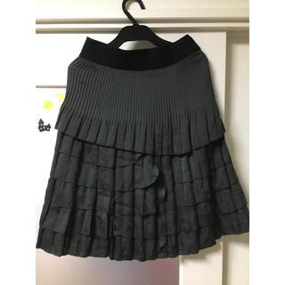 バーニーズニューヨーク(BARNEYS NEW YORK)のグレースカート バーニーズニューヨーク(ひざ丈スカート)