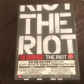 THE RAMPAGE - ※キイロイトリ様お取り置き※THE RIOT 豪華版