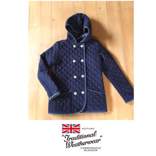 マッキントッシュ(MACKINTOSH)のtradition weather wear 英国製 キルティングジャケット(ダウンジャケット)