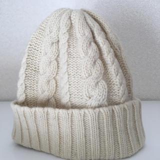 サマンサモスモス(SM2)のニット帽(ニット帽/ビーニー)
