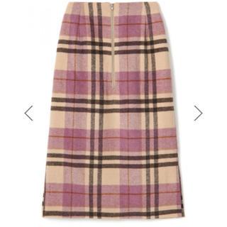 GRL - グレイル 着痩せラインスカート タグ付き新品