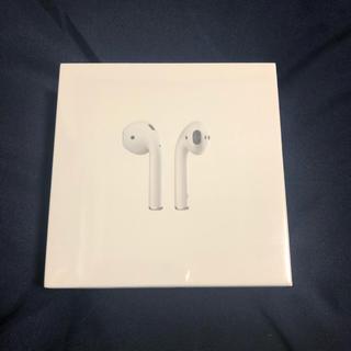 Apple - 【新品】Apple AirPods 第2世代