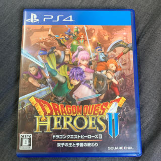 PlayStation4 - ドラゴンクエストヒーローズ2