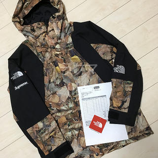 Supreme - M 枯葉 ノースフェイス Mountain Light Jacket