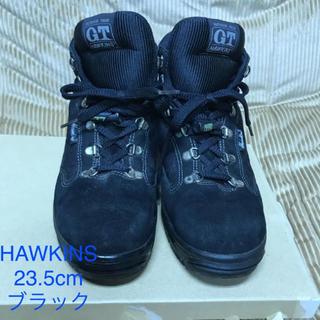 ジーティーホーキンス(G.T. HAWKINS)のG.T HAWKINS 23.5cm 登山靴 ハイキング トレッキングシューズ(スニーカー)