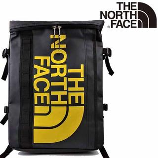 THE NORTH FACE - ノースフェイス BCヒューズボックス 30L リュック ブラック×イエロー