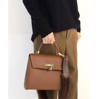 DEUXIEME CLASSE - ドゥーズィエムクラス DESIGN INVERSO PVC BAG バッグ