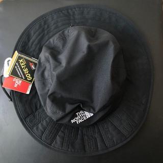 Supreme - Arc Logo Horizon Breeze Hat black L/XL
