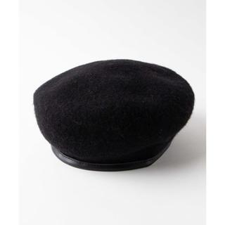 ウィゴー(WEGO)のパイピングベレー(ハンチング/ベレー帽)