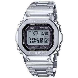 G-SHOCK - 国内正規品フルメタルG-SHOCK【銀】シルバーGMW-B5000D-1JF
