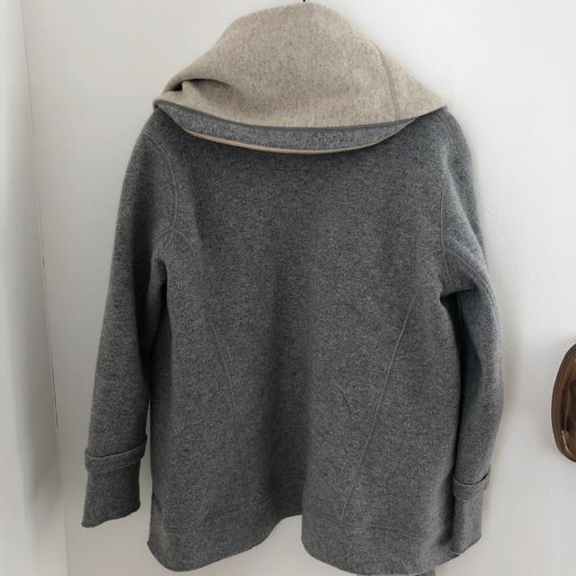DOUBLE STANDARD CLOTHING(ダブルスタンダードクロージング)のダブルスタンダードクロージング☆ショール風カーディガン レディースのトップス(カーディガン)の商品写真