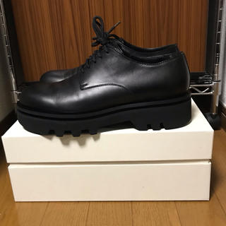Marni - Sacha Garel M1 サイズ42 marni 靴 美品 付属品有 厚底