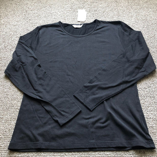 【新品】長袖 Tシャツ 黒