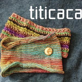 titicaca - チチカカ ヘアターバンset