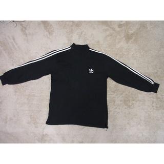adidas - adidas ハイネックTシャツ