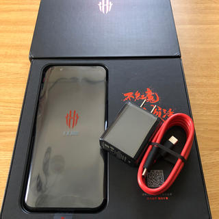 ANDROID - 新古品 Nubia Red Magic 3 SIMフリー 6GB 128GB