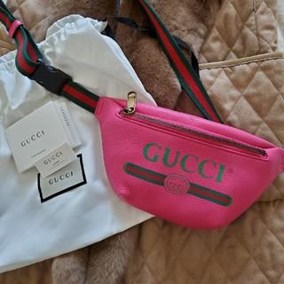 Gucci - GUCCI ウエストバッグ ショルダー
