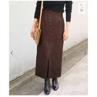 IENA - 新品 IENA スカート
