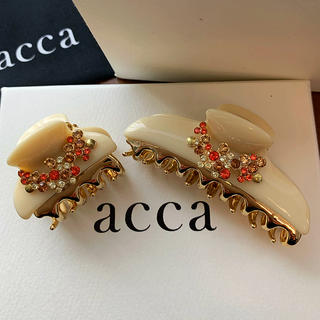 acca - [新品・希少]acca✧コンフェイト中小クリップセット