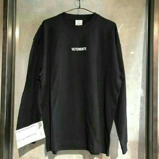 PALM - VETEMENTS 19FW ロゴTシャツ