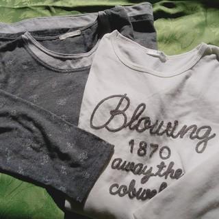 長Tシャツ2枚セット(Tシャツ(長袖/七分))