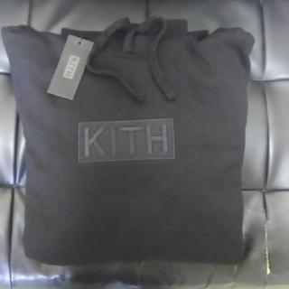 KITH 19ss ボックスロゴ パーカー