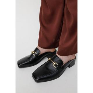 moussy - MOUSSYマウジー LOAFER ミュール ローファーM