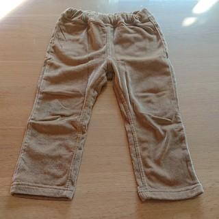 MUJI (無印良品) - 無印良品 ズボン 100