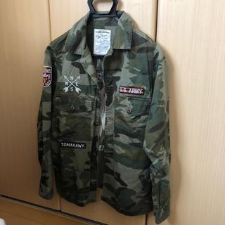 ロデオクラウンズ(RODEO CROWNS)のRODEO CROWNS☆迷彩ジャケット(ミリタリージャケット)