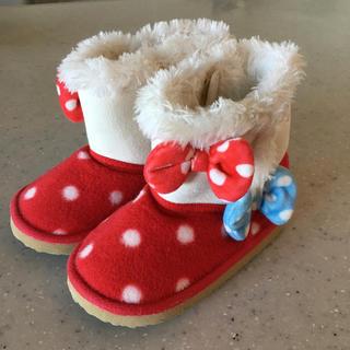 ディズニー(Disney)の新品未使用☆タグ付きミニーブーツ(ブーツ)