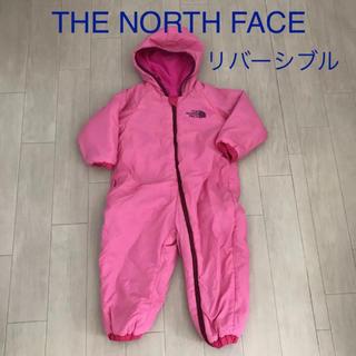 THE NORTH FACE - ザノースフェイス リバーシブルジャンプスーツ カバーオール リバーシブル