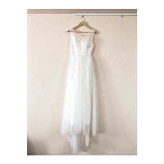 二次会ウェデングドレス(ウェディングドレス)