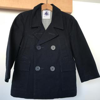 プチバトー(PETIT BATEAU)のプチバトー ジャケット 4歳 美品(ジャケット/上着)