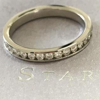 STAR JEWELRY - スタージュエリー starjewelry プラチナ pt950 ダイヤ リング
