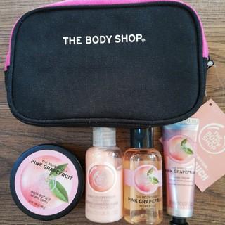ザボディショップ(THE BODY SHOP)のBODYSHOP ピンクグレープフルーツセット(ボディクリーム)