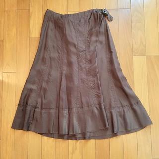 コムデギャルソン(COMME des GARCONS)のtricot COMME des GARCONS  コムデギャルソン スカート(ロングスカート)