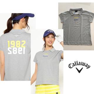 キャロウェイゴルフ(Callaway Golf)の《新品》キャロウェイ トップス(ウエア)