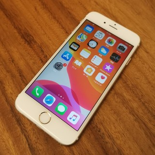 iPhone - 『美品』iPhone 6s 16 GB gold Softbank『86%』