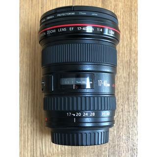 Canon - teton様 CANON キャノン EF17-40mm F4 L USM
