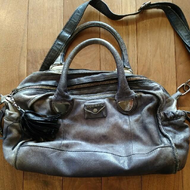 DIESEL(ディーゼル)の希少★DIESEL bag レディースのバッグ(ハンドバッグ)の商品写真