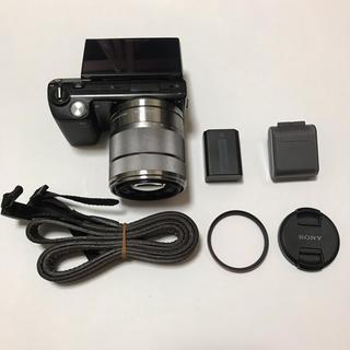 SONY - SONY NEX-5 レンズセット
