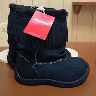 mikihouse - 定価 8580円【新品、タグつき】16センチ MIKI HOUSE ブーツ